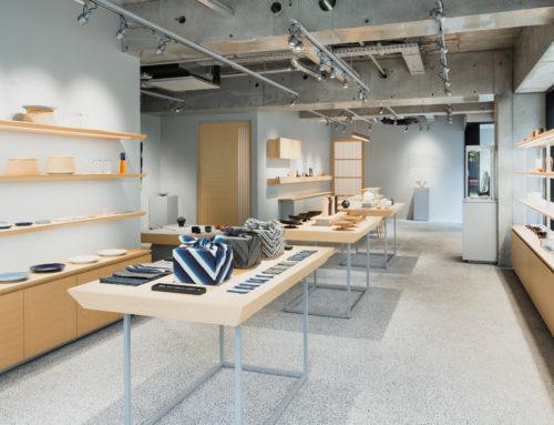 "The opening of ""HULS Gallery Tokyo"" in Akasaka"
